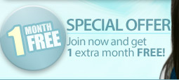 Special Offer - Join Now and get 3 Additional Months FREE!